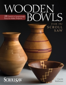 Wooden Bowls from the Scroll Saw, Paperback / softback Book