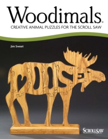 Woodimals, Paperback / softback Book