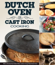 Dutch Oven & Cast Iron Cooking, Paperback / softback Book