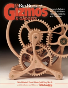 Big Book Of Gizmos & Gadgets, Paperback / softback Book