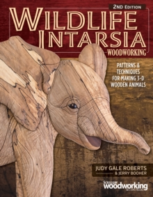 Wildlife Intarsia Woodworking 2nd Edition, Paperback / softback Book