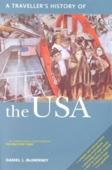 A Traveller's History of the U.S.A., Paperback Book