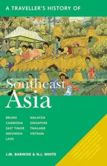 A Traveller's History of Southeast Asia, Paperback Book