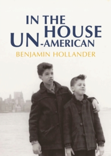 In the House Un-American, Paperback Book