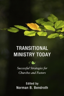 Transitional Ministry Today : Successful Strategies for Churches and Pastors, Paperback Book