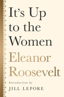 It's up to the Women, Hardback Book