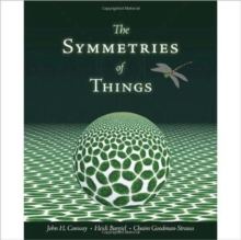 The Symmetries of Things, Hardback Book