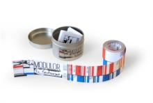Le Corbusier Modulor Rule : An Innovative Tape Measure from the Master of Modern Architecture, Other merchandise Book