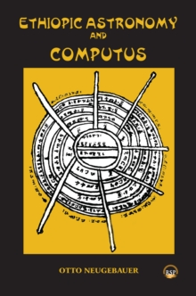 Ethiopic Astronomy and Computus, Paperback Book