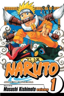 Naruto, Vol. 1, Paperback / softback Book