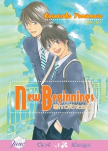 New Beginnings (Yaoi), Paperback Book