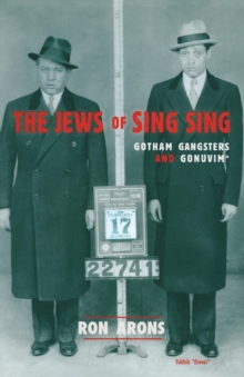 The Jews Of Sing Sing, Paperback Book