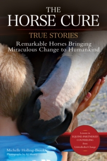 The Horse Cure : True Stories - Remarkable Horses Bringing Miraculous Change to Humankind, Paperback / softback Book