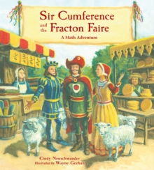 Sir Cumference And The Fracton Faire, Paperback Book
