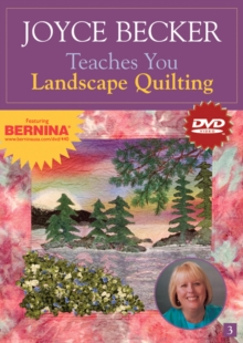 Joyce Becker Teaches You Landscape Quilting : At Home with the Experts #3, Mixed media product Book