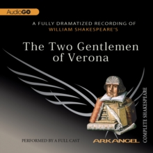 The Two Gentlemen of Verona, eAudiobook MP3 eaudioBook