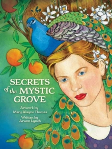 Secrets of the Mystic Grove Deck & Book Set, Cards Book