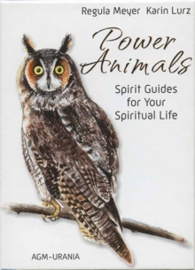 Power Animals : Spirit Guides for Your Spiritual Life, Cards Book