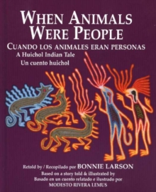 When Animals Were People, Hardback Book