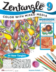 Zentangle 9, Workbook Edition, Paperback / softback Book