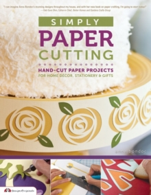 Simply Paper Cutting, Paperback Book