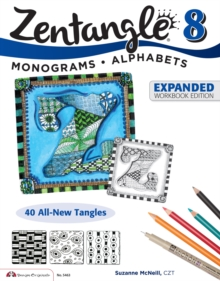 Zentangle 8, Expanded Workbook Edition, Paperback Book