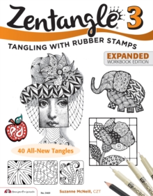 Zentangle 3, Expanded Workbook Edition, Paperback Book