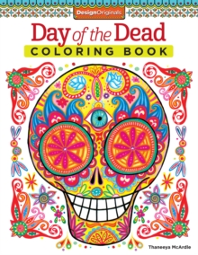 Day of the Dead Coloring Book, Paperback / softback Book