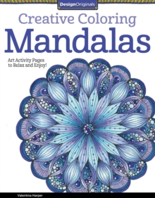 Creative Coloring Mandalas, Paperback / softback Book