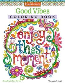 GOOD VIBES COLORING BOOK, Paperback Book