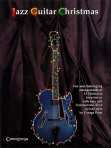 JAZZ GUITAR CHRISTMAS PORTS GTR BK,  Book