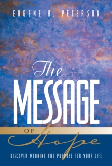 Message Of Hope, The, Paperback / softback Book