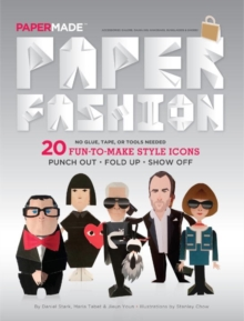 Paper Fashion, Paperback Book