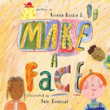 Make A Face, Paperback Book