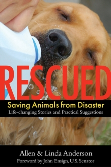 Rescued : Saving Animals from Disaster, EPUB eBook