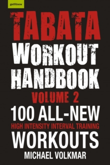 Tabata Workout Handbook, Volume 2, Paperback Book