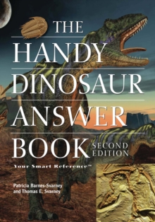 The Handy Dinosaur Answer Book, EPUB eBook