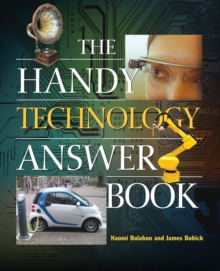 The Handy Technology Answer Book, Paperback Book