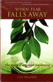 When Fear Falls Away : The Story of a Sudden Awakening, Paperback / softback Book