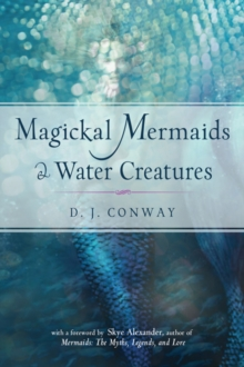 Magickal Mermaids and Water Creatures, Paperback / softback Book