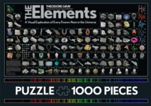 The Elements Jigsaw Puzzle : 1000 Pieces, Game Book