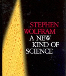 A New Kind Of Science, Hardback Book