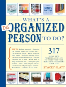 Whats a Disorganized Person to Do, Paperback / softback Book