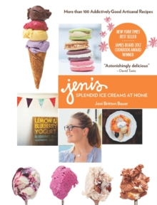 Jeni's Splendid Ice Creams at Home, Hardback Book