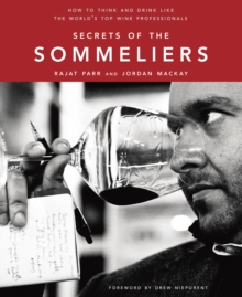 Secrets Of The Sommeliers, Hardback Book