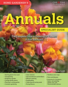 Home Gardener's Annuals, Paperback Book