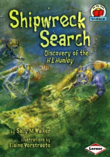 Shipwreck Search, Paperback Book