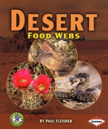 Desert Food Webs, Paperback Book