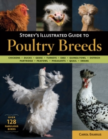 Storey's Illustrated Guide to Poultry Breeds, Paperback Book