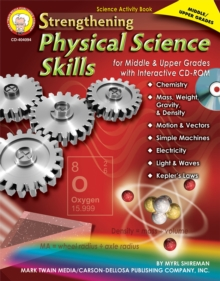 Strengthening Physical Science Skills for Middle & Upper Grades, Grades 6 - 12, PDF eBook